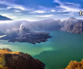 open trip pendakian gunung rinjani wisata gunung